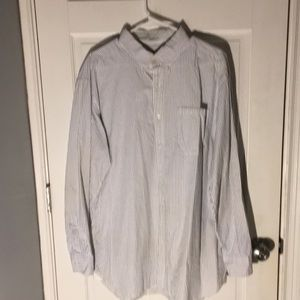 Faded Glory Casual Button Down Shirt